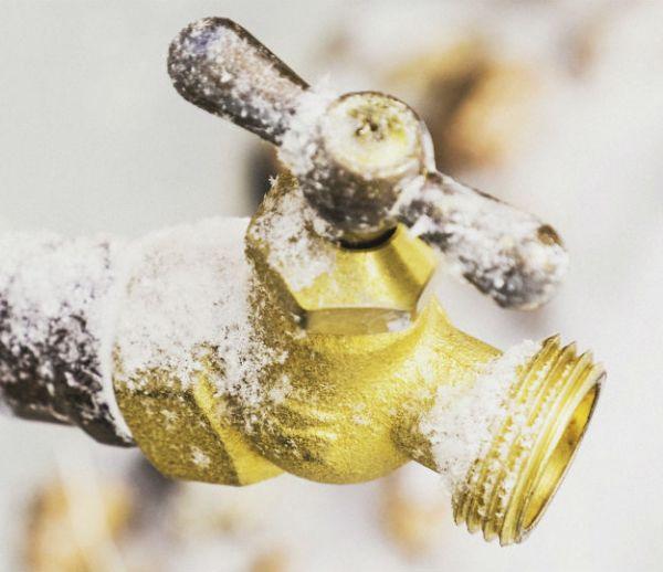 Comment éviter que vos canalisations ne gèlent ?