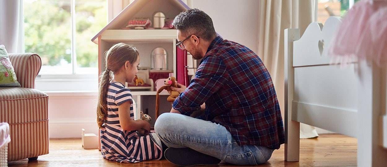 Garde alternée : comment faire pour que votre enfant se sente chez lui ?