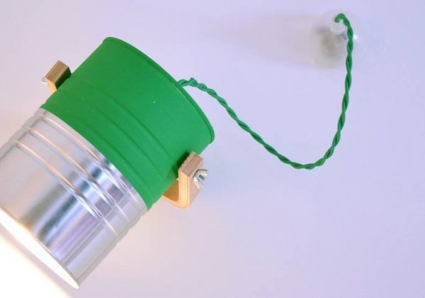 Diy : transformez une boîte de conserve en une applique pop
