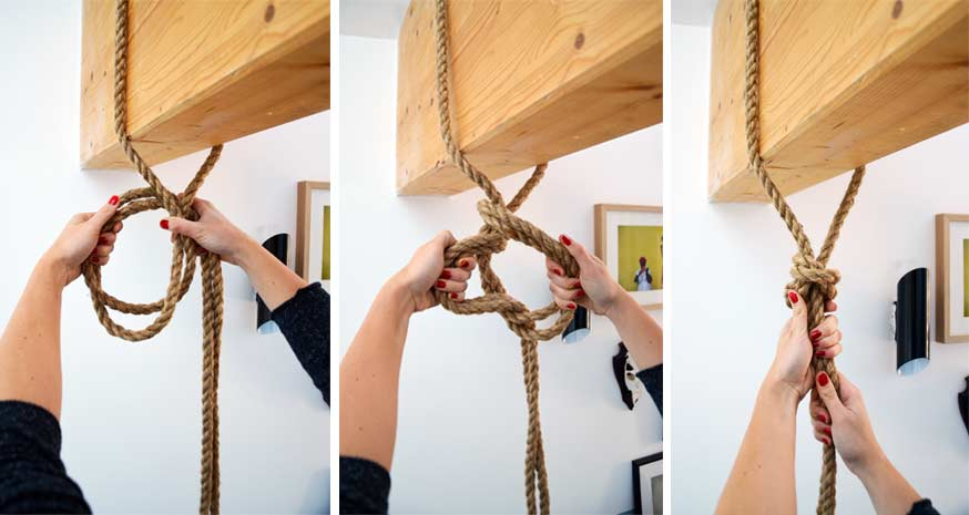 diy fabriquez une balan oire d 39 int rieure balan oire en bois. Black Bedroom Furniture Sets. Home Design Ideas
