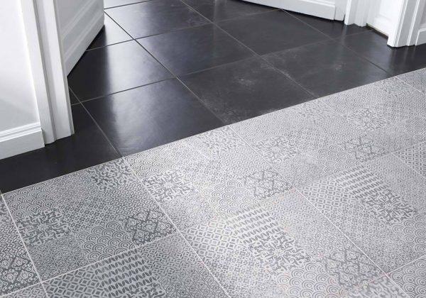 Imitation carreaux de ciment : misez sur le carrelage, la mosaïque ...
