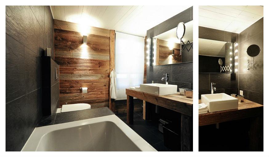 La nouvelle salle de bain