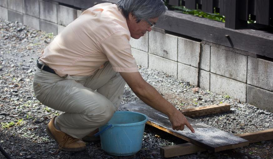L'architecte Masami Takahashi.
