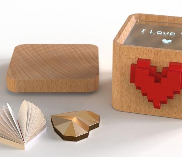 Envoyer de l'amour grâce à la LoveBox