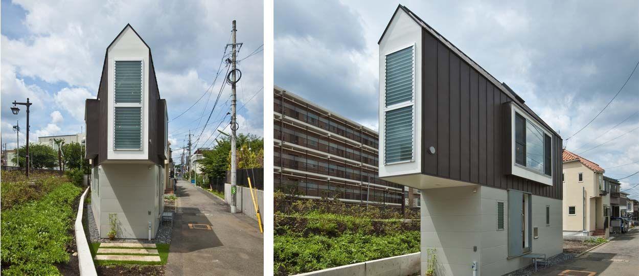 vivre dans une tiny house au japon mini maison japonaises. Black Bedroom Furniture Sets. Home Design Ideas