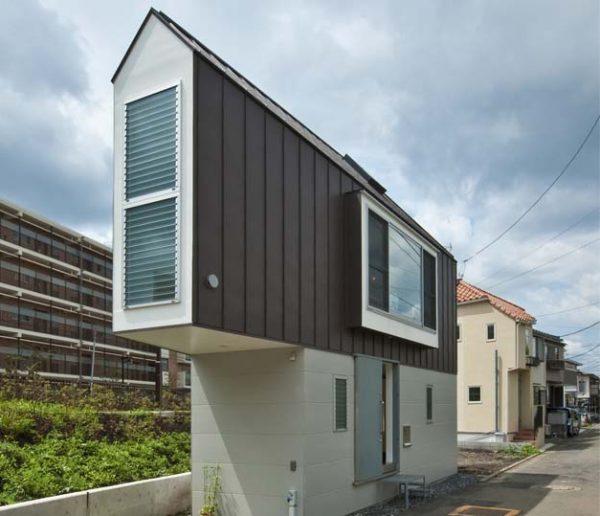 Une mini-maison japonaise plus spacieuse qu'il n'y paraît