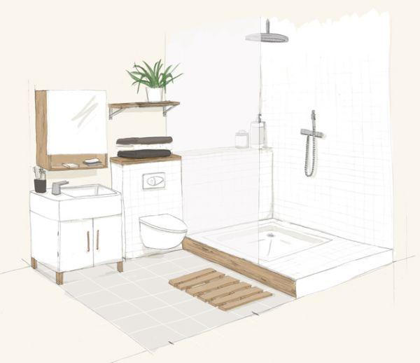 Déplacer une salle de bains : trois options, trois budgets