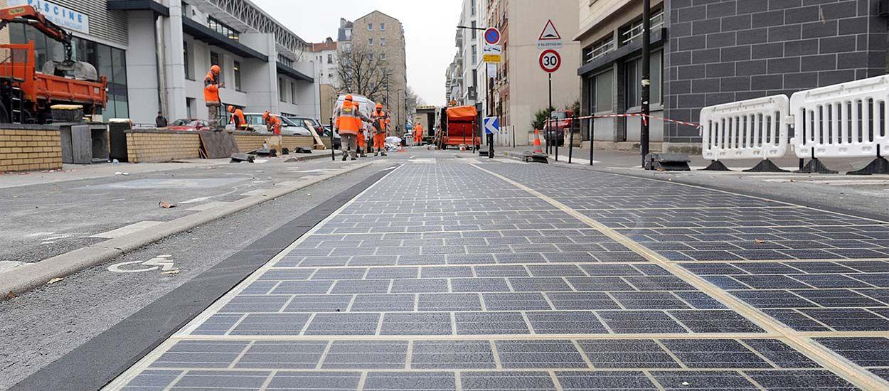 Les routes solaires arrivent en ville : une solution d'avenir ?