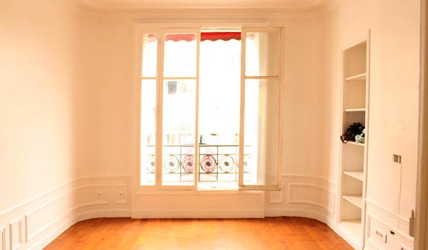Le salon avant.