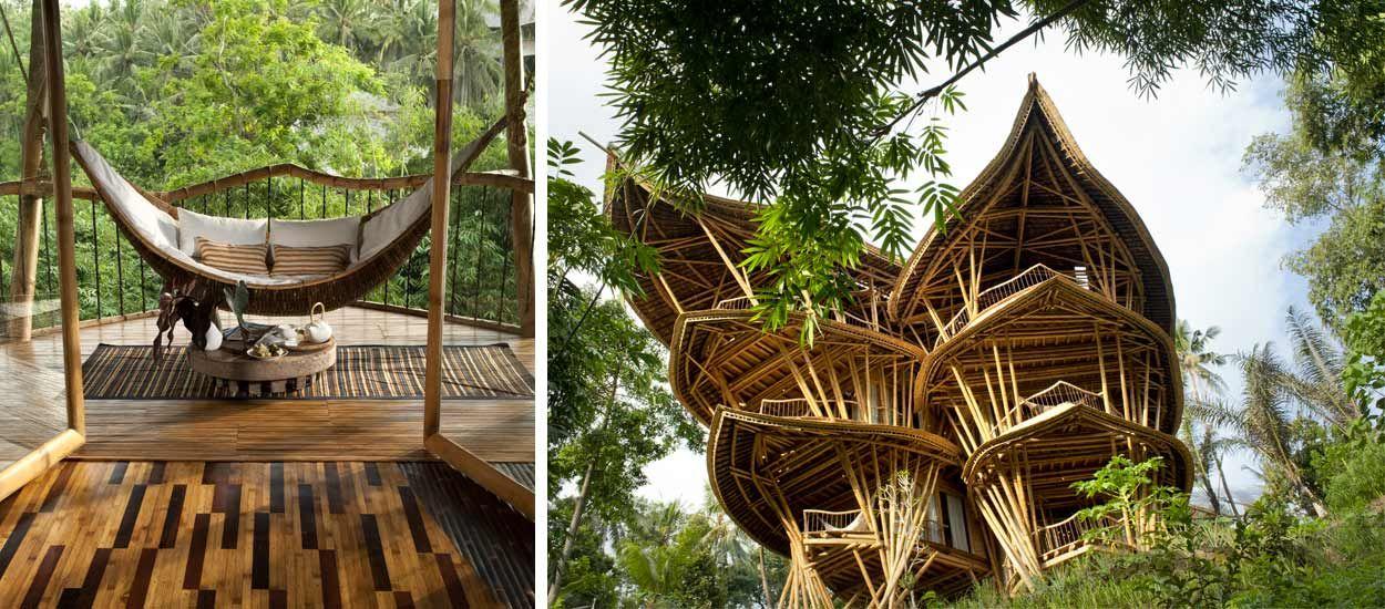 ibuku construit des maisons durables en bambou construction en bambou. Black Bedroom Furniture Sets. Home Design Ideas