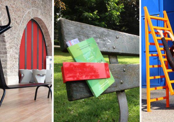 Biennale du Design : quel est votre mobilier urbain design préféré ?