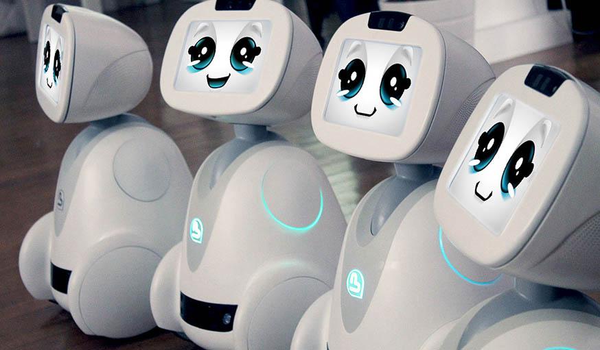 Le robot Buddy a toutes les chances de charmer vos enfants.