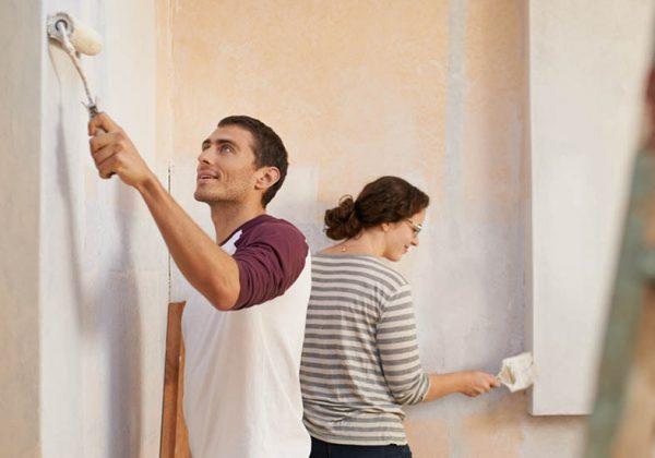 Comment Peindre Un Mur Comment Peindre Un Plafond Nos