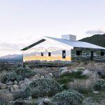 Mirage, la maison du désert.
