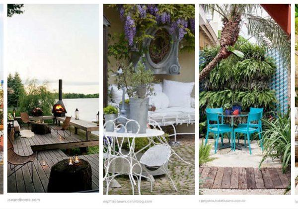 Idées aménagement terrasse - 5 inspirations de décoration extérieure ...
