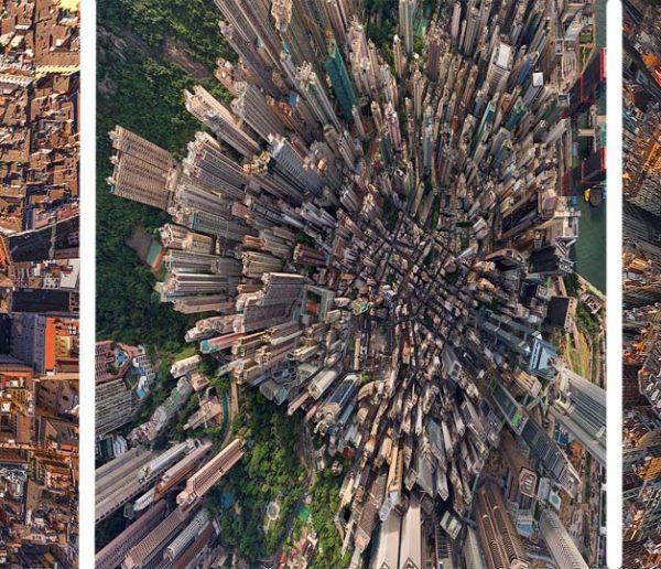 Saurez-vous reconnaître ces villes vues du ciel ?