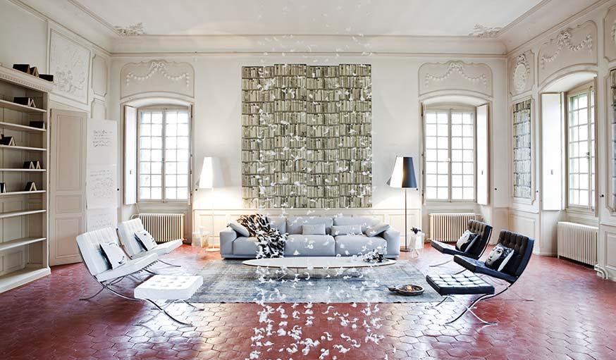 d coration int rieure originale d couvrez l 39 approche po tique de jorge canete. Black Bedroom Furniture Sets. Home Design Ideas