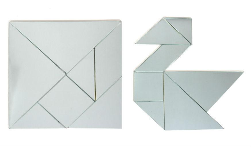 Miroirs Tangram
