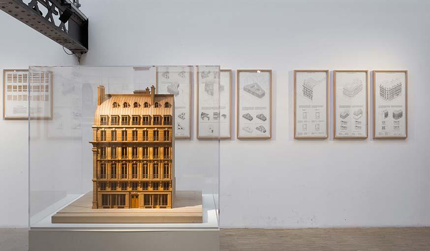Exposition Paris Haussmann