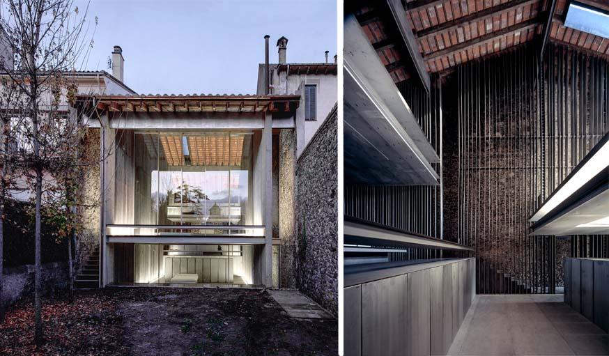 Row House (2012), à Olot, en Espagne.