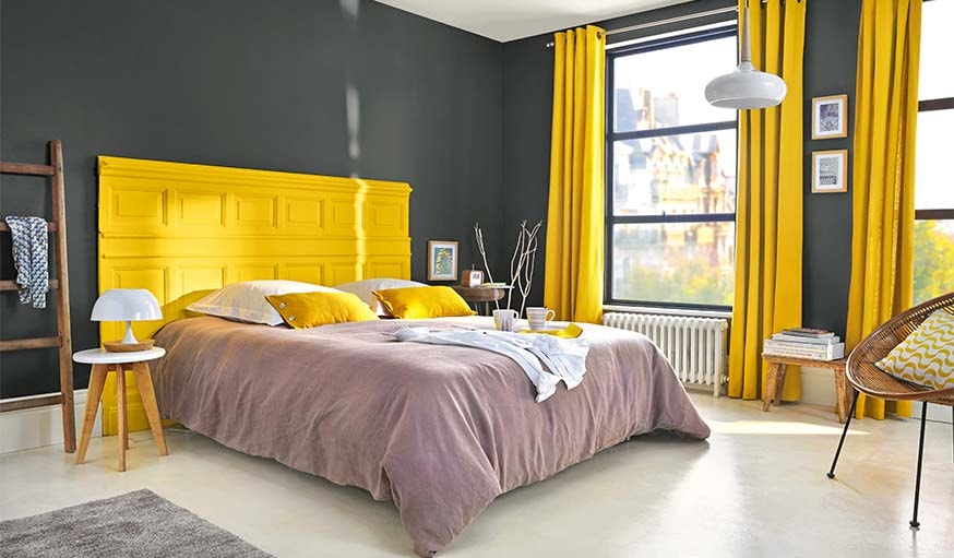 calculer la surface d un mur pour savoir quelle quantit de peinture acheter. Black Bedroom Furniture Sets. Home Design Ideas