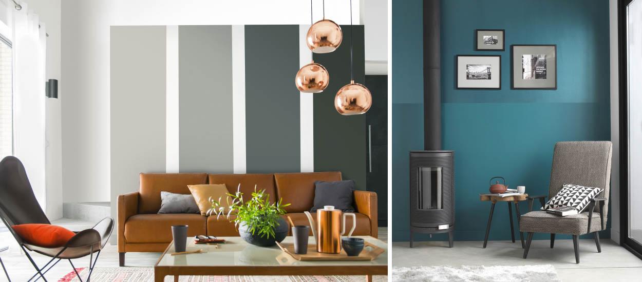 peinture mate ou satin velours ou brillante quelle finition choisir. Black Bedroom Furniture Sets. Home Design Ideas