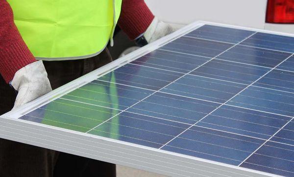 Les panneaux photovoltaïques pourront bientôt être recyclés en France