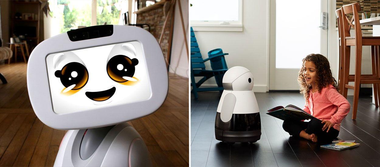 buddy kuri et autres robots mignons futurs meilleurs amis des enfants. Black Bedroom Furniture Sets. Home Design Ideas