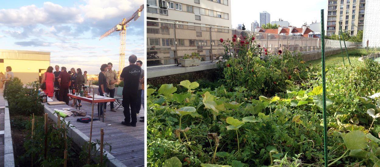 Bientôt des terrasses partagées sur tous les toits des immeubles ?