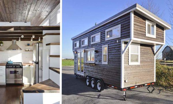 Êtes-vous prêt à vivre dans une tiny house ? Faites le test !