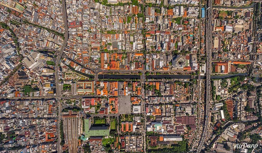 des villes du monde prise en photo vues du ciel d couvrir des villes autrement. Black Bedroom Furniture Sets. Home Design Ideas