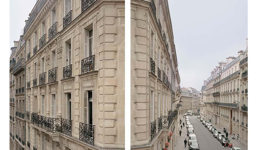 PARIS HAUSSMANN. Variations de l'identité.