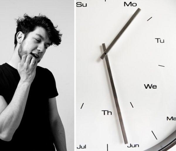 L'horloge de l'année fait le tour du cadran en 365 jours