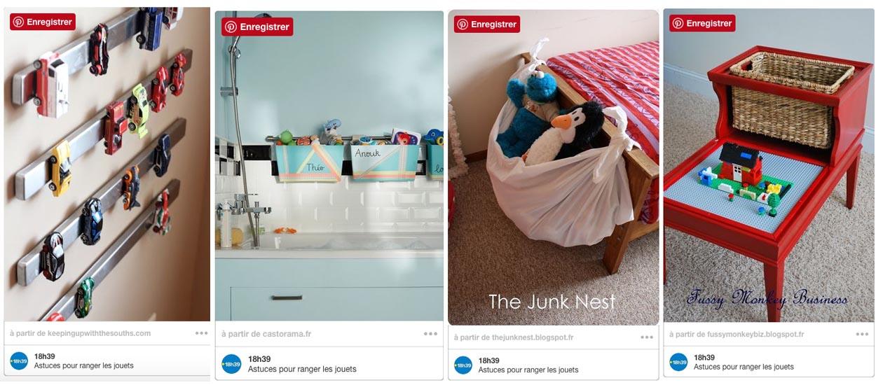 jouets les 20 meilleures astuces de rangement comment ranger les jouets. Black Bedroom Furniture Sets. Home Design Ideas