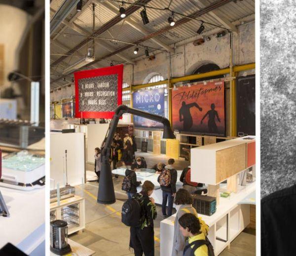Biennale du Design : comment la cuisine est devenue une petite usine