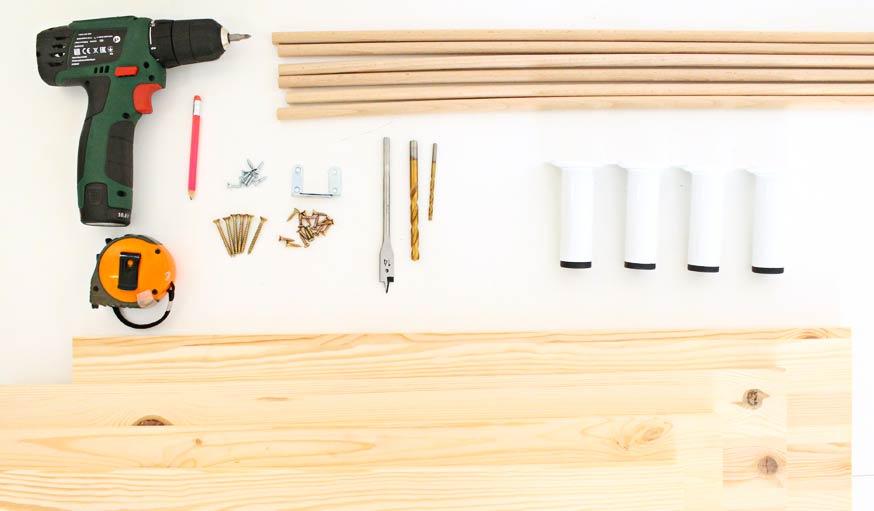 fabriquez un meuble chaussures en bois rangement chaussures tendance. Black Bedroom Furniture Sets. Home Design Ideas