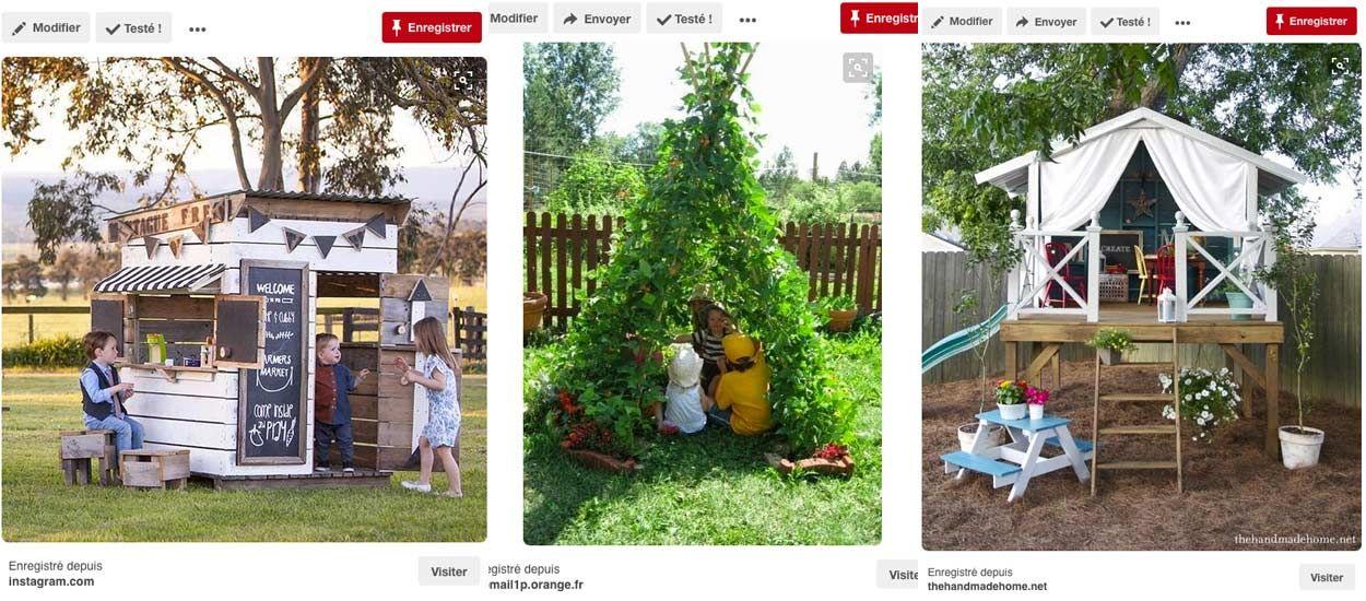 Jardin : 19 cabanes qui feront rêver tous les enfants (et les grands)