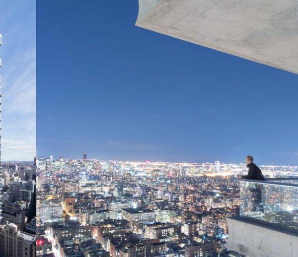 Découvrez cet immeuble extraordinaire à New-York, tout droit sorti d'un jeu d'adresse !