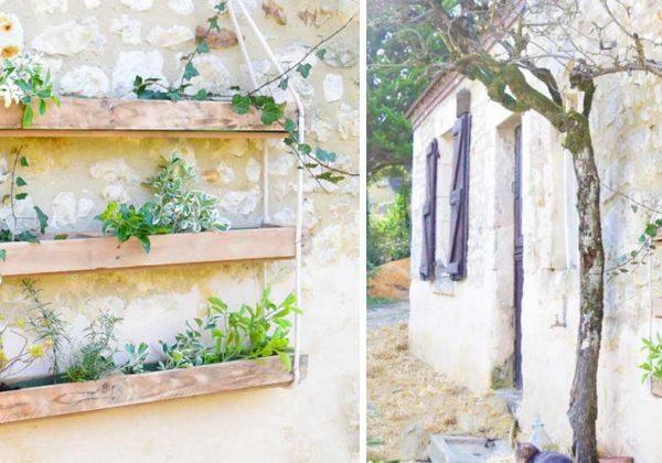 Diy Pour Fabriquer Une Jardiniere Suspendue En Bois De Palette