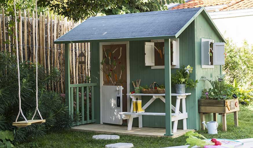 Des cabanes pour enfants pas cher - Sélection de petites ...