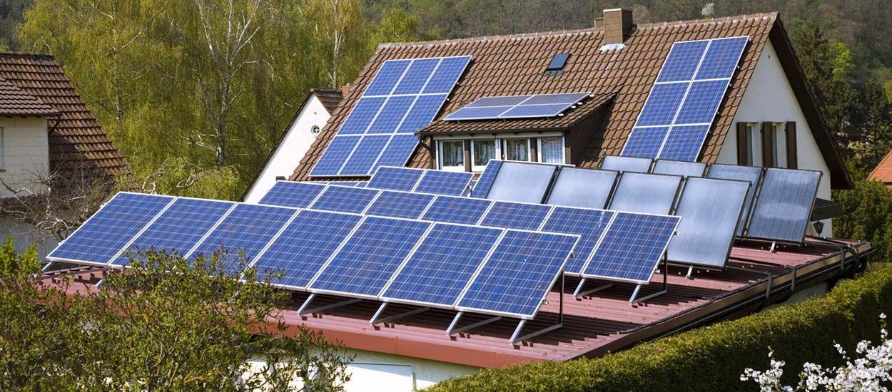 Un décret facilite l'autoconsommation d'électricité pour les particuliers