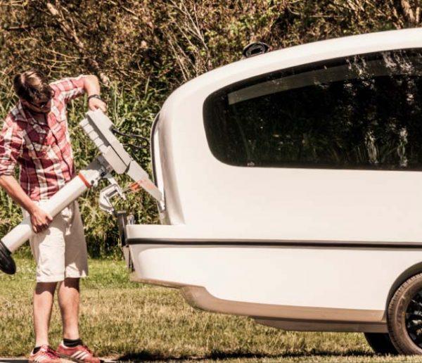 Avec cette caravane-bateau, vous pourrez dormir partout, même sur l'eau !