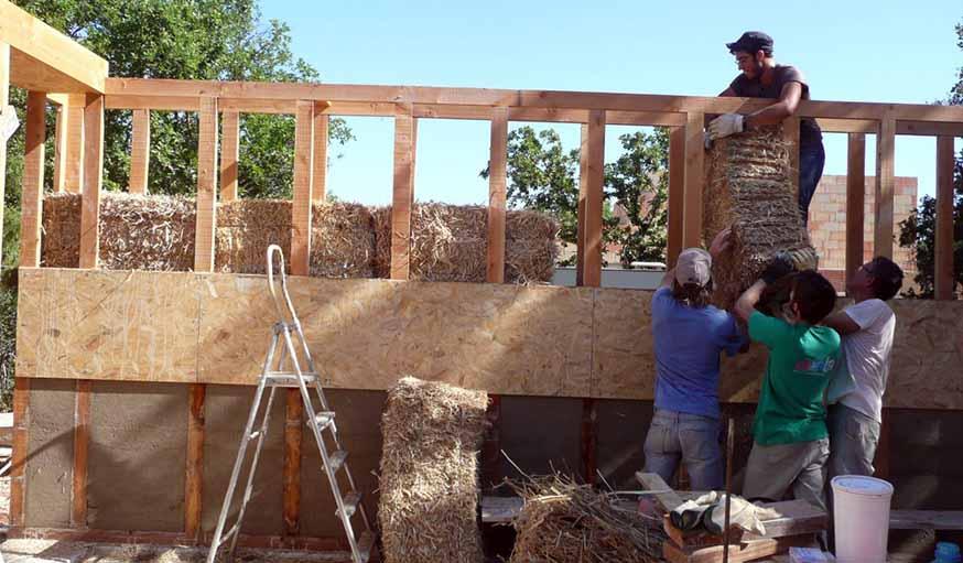 Près de 60 bénévoles se sont succédés sur le chantier.