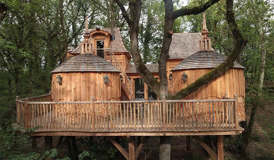 La cabane Hautefort.
