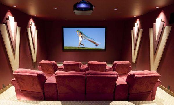 Et si on installait une salle de cinéma chez soi ?