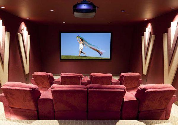 Installer Une Salle De Cinema A La Maison Construire Soi Meme Sa