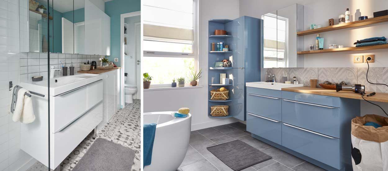 les meubles de rangement imandra parfaits pour toutes les salles de bains. Black Bedroom Furniture Sets. Home Design Ideas
