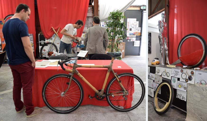 Les Vélos de Nico et la roue sans axe de Lilian Chardon.