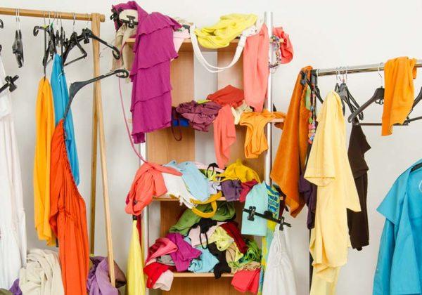 10 astuces de rangement pour en finir avec les habits qui ...