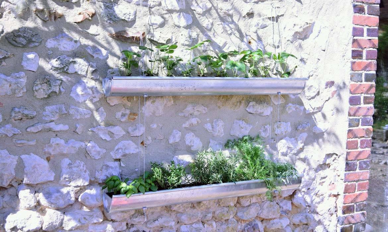 Deco Jardin Avec De La Recup 15 tutos récup' ou ludiques pour un jardin extraordinaire !